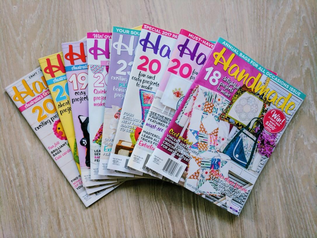 Handmade Magazine Australia