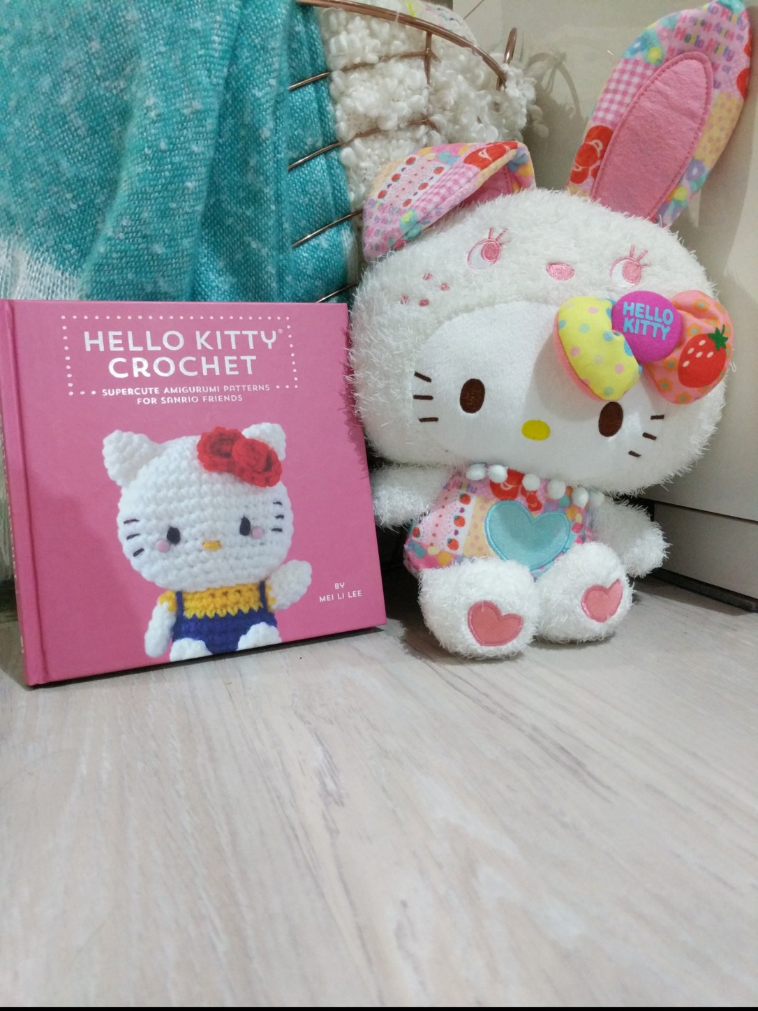 Hello Kitty Crochet, Mei Li Lee