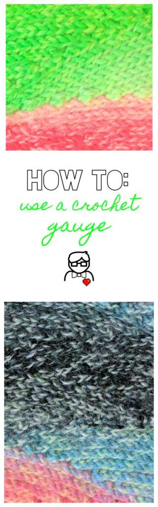 Gauge and tension are super important when making crochet items that need to finish up being a specific size. This post will teach you all about understanding, creating, and using a crochet gauge...