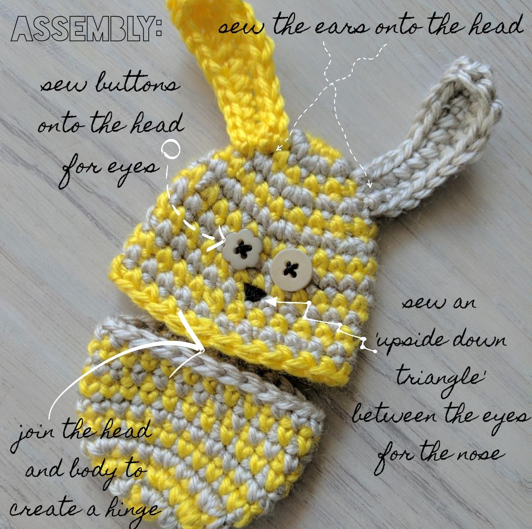 Crazy Bunny - Assembly 1